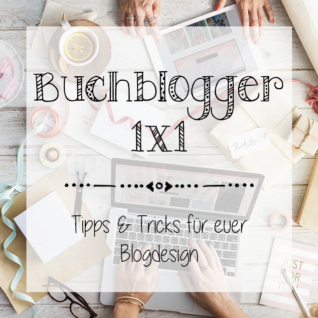 Buchblogger 1x1_Blogdesign