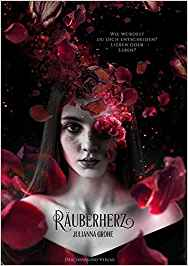 Räuberherz Julianne Grohe Cover (c) Drachenmond Verlag
